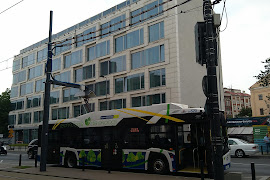 Автобусная станция   Krakow Central Bus Station