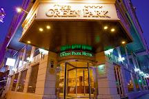 The Green Park Hotel Merter Spa, Istanbul, Turkey
