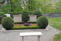 Charlie Chaplin's Grave, Corsier-sur-Vevey, Switzerland