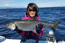 Famous Ray's Fishing Charters, Campbell River, Canada