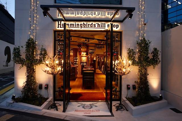Hummingbirds'hill shop
