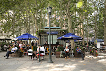 Southwest Porch at Bryant Park, New York City, United States