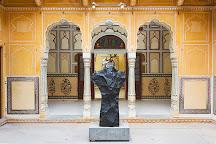The Sculpture Park at Madhavendra Palace, Jaipur, India