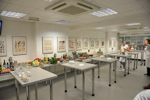 Cookery School at Little Portland Street, London, United Kingdom