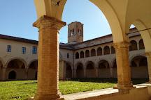 Chiesa e Chiostro di San Domenico, San Severino Marche, Italy
