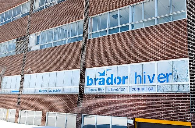 Brador Hiver - Magasin Entrepôt