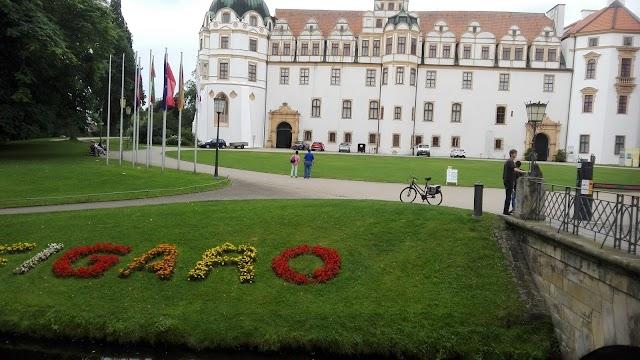 Celle Schlossplatz