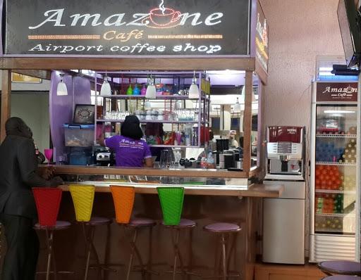 Amazone Café (Airport Coffee Shop)