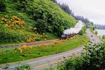 Oregon Coast Scenic Railroad, Garibaldi, United States