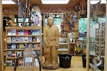 Bearmeats Indian Den, Cherokee, United States