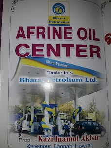 AFRINE OIL CENTRE haora