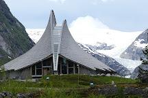 Breheimsenteret Glacier Center, Mjolver, Norway