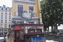 Fresque des Lyonnais, Lyon, France