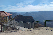 Mirador del Cerro del Gallego, Cerocahui, Mexico