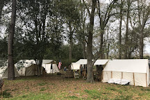 Forts Randolph and Buhlow, Pineville, United States