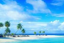 Media Luna Beach, Isla de Vieques, Puerto Rico