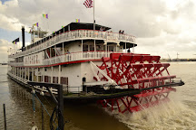 Steamboat Natchez, New Orleans, United States