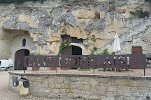 Cave Monplaisir, Chinon, France