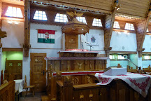Old Wooden Church, Miskolc, Hungary