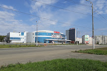 Ice Arena Traktor, Chelyabinsk, Russia