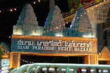 Siam Paradise Night Bazar, Bangkok, Thailand