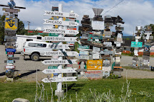 Sign Post Forest, Watson Lake, Canada