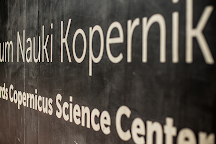 Copernicus Science Centre, Warsaw, Poland