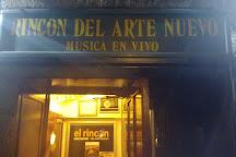 El Rincon del Arte Nuevo, Madrid, Spain