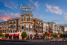 The Americana at Brand, Glendale, United States