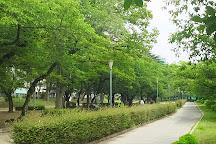 Minamitemma Park, Osaka, Japan