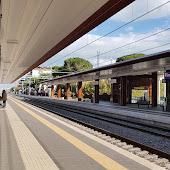 Железнодорожная станция  Riccione