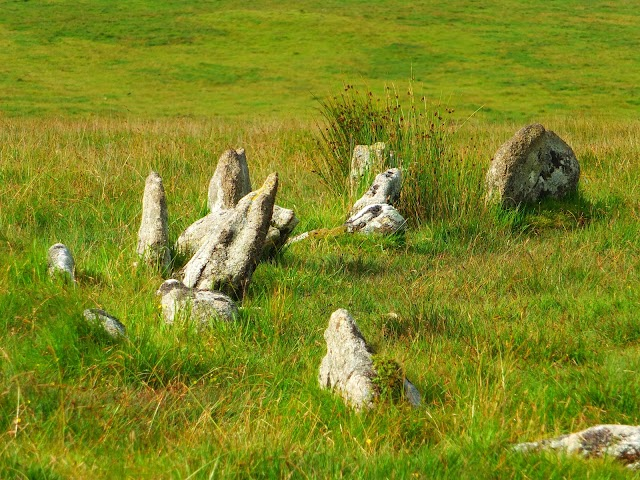Stannon Stone Circle