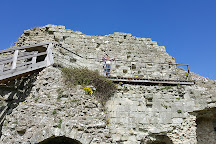 Pevensey Castle, Pevensey, United Kingdom
