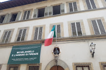 Casa Buonarroti, Florence, Italy