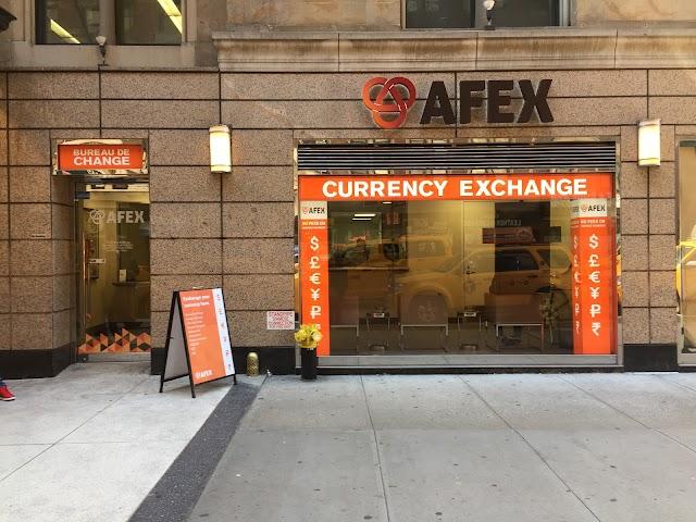 AFEX - Associated Foreign Exchange - Bureau de Change