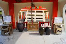 Ryugu Shrine, Ibusuki, Japan