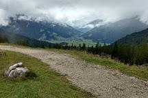 Ehrwalder Almsee, Ehrwald, Austria