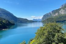 Lago di Molveno, Molveno, Italy