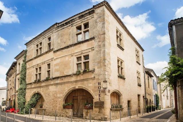Hôtel Les Feuilles d'Acanthe-Pampaillet