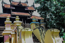 Shwe In Bin Monastry, Mandalay, Myanmar