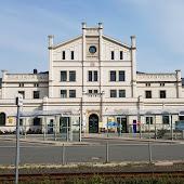 Станция  Zittau Bahnhof