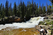 Provo River Falls, Kamas, United States