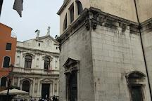 Chiesa di San Fantin, Venice, Italy