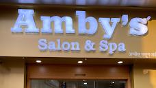 Amby's salon mumbai