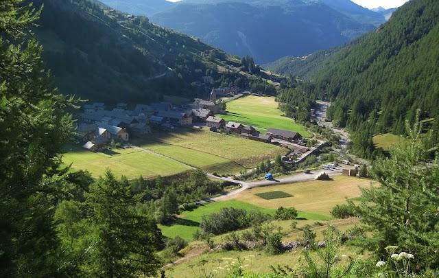 Arvieux/Vallée du Queyras