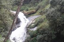 Spread Eagle Falls, Shillong, India