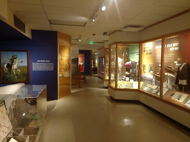 The Buffalo Bill Museum and Grave