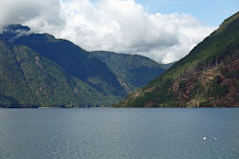 Lake Cushman, Olympic National Park, United States