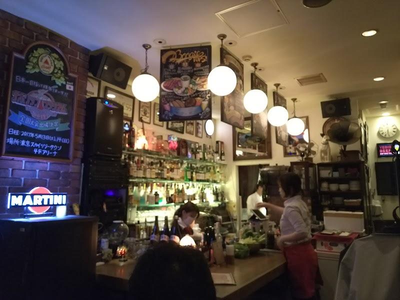 隠れ家酒場 横浜ブギ