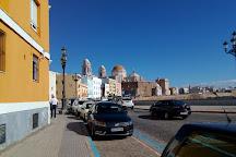Arco Del Populo., Cadiz, Spain